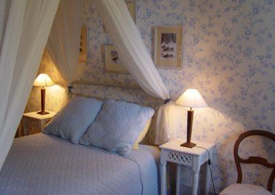 Chambre du parc - Chambres d'hôtes Lombez - chambre