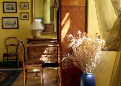 Chambre de l'écrivain - Chambres d'hôtes - bureau2